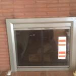 FP Glass door installation